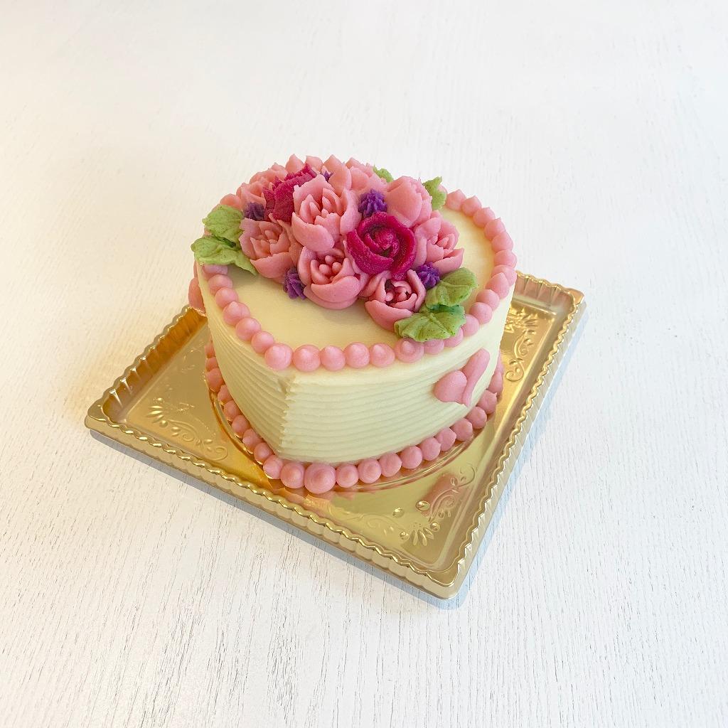 ワンちゃん用ケーキ「Heart」